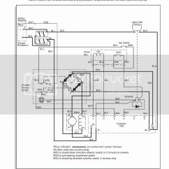 Western Elegante Golf Cart Wiring Diagram Vrcd400 Sdu 2 1995 With My But At Least It Will Give You A Hint What Is Associated The Control Circuit Sorry For Size Can Read