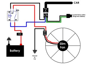 ladsm  View topic  Slim fan wiring diagram