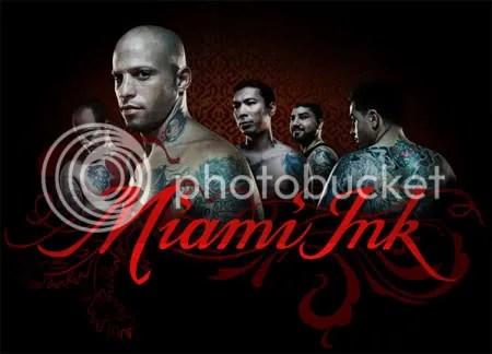 L.A. INK - High Voltage Tattoo Shop Miami Ink Ami James!! Woo.