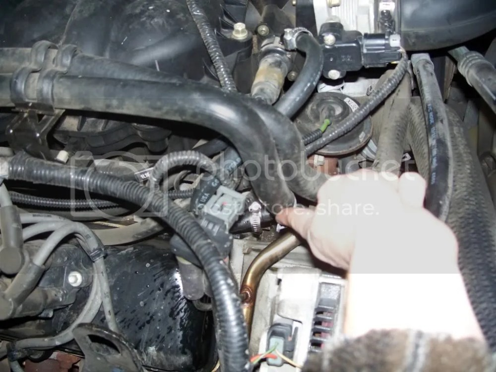 medium resolution of 2001 4 2 f150 coolant leak what is this part ford f150 forum