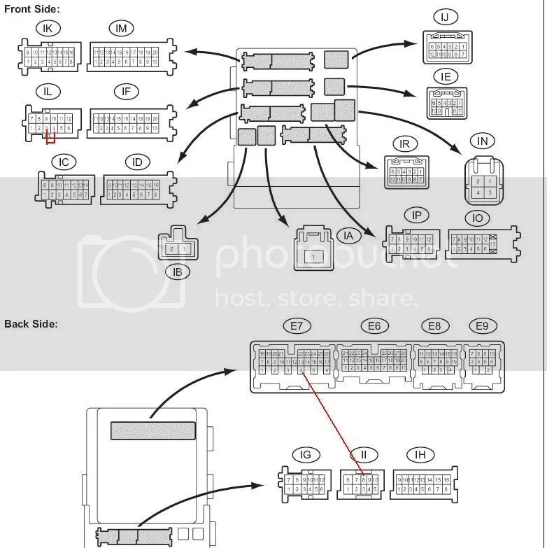 Wiring Diagram For 2007 Toyota Prius Fog Light Aftermarket