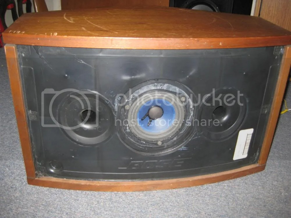 medium resolution of bose 901 iv speaker wiring diagram