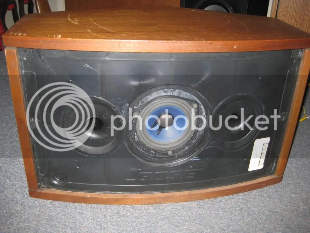 hight resolution of bose 901 iv speaker wiring diagram