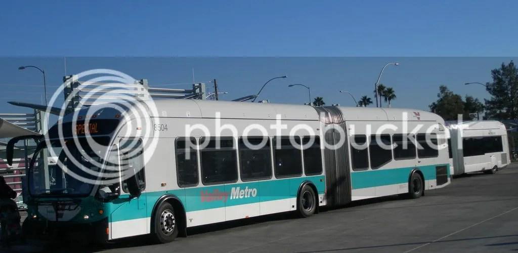 PHOTOS Valley Metro Artics 122808