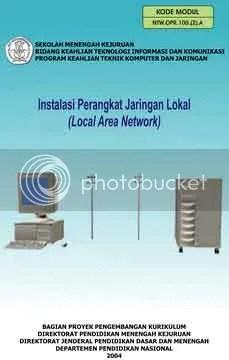 Instalasi Perangkat Jaringan Lokal (Lokal Area Network – LAN)