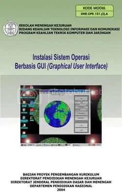 Instalasi Sistem Operasi Berbasis GUI (Graphical User Interface)