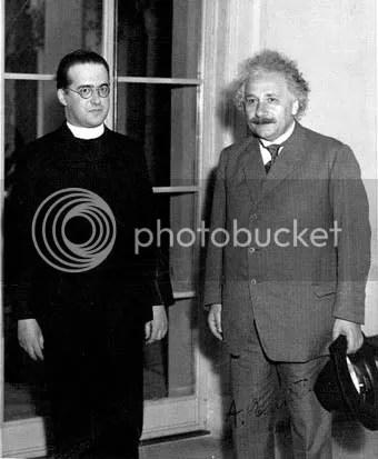 Padre Georges Lemaitre e o introdutor do relativismo na ciência