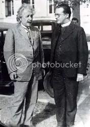 Einstein e Lemaitre