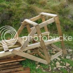 High Chair Deer Stand Modern Orange Dining Chairs Uk Photo By Mayflowerconstruction Photobucket