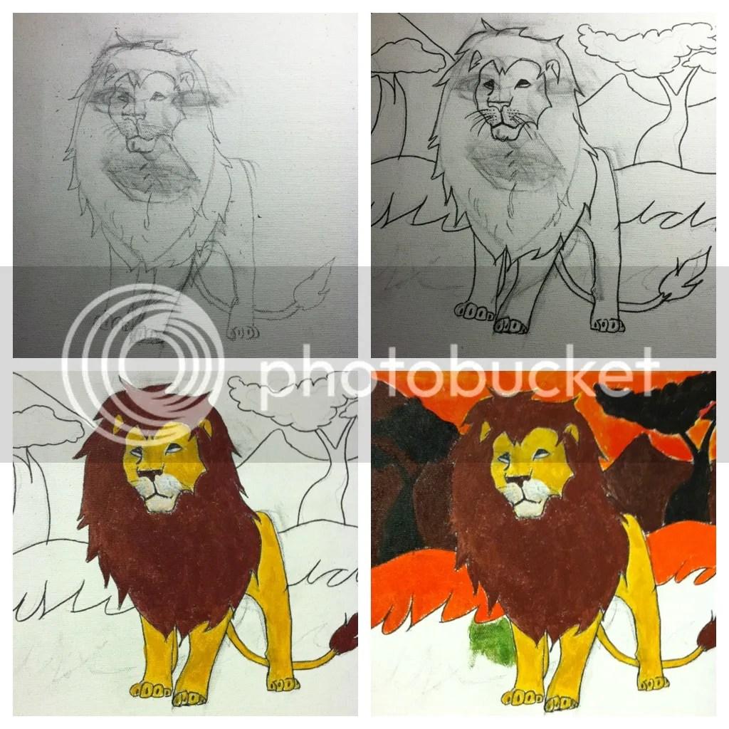 Aslan The Lion – Life: