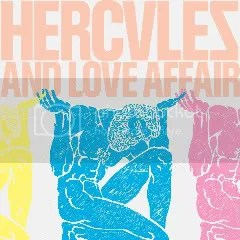 hercules and love affair, self-titled