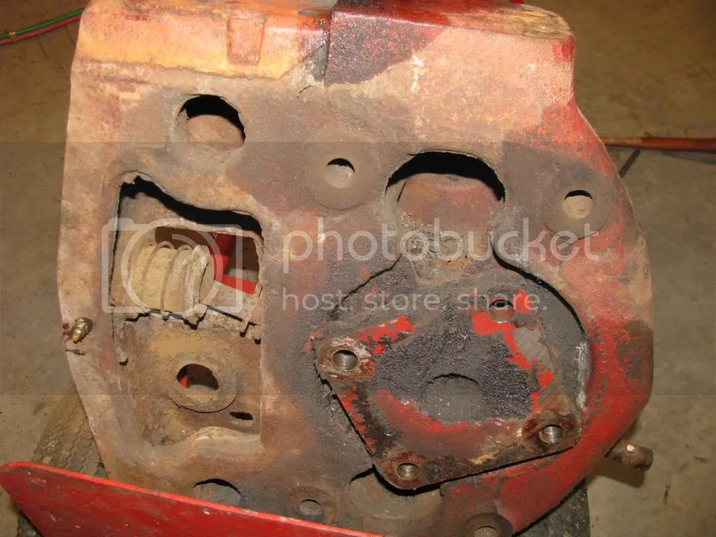 hight resolution of farmall h bolster steering rebuild yesterday u0027s tractorsthird party image