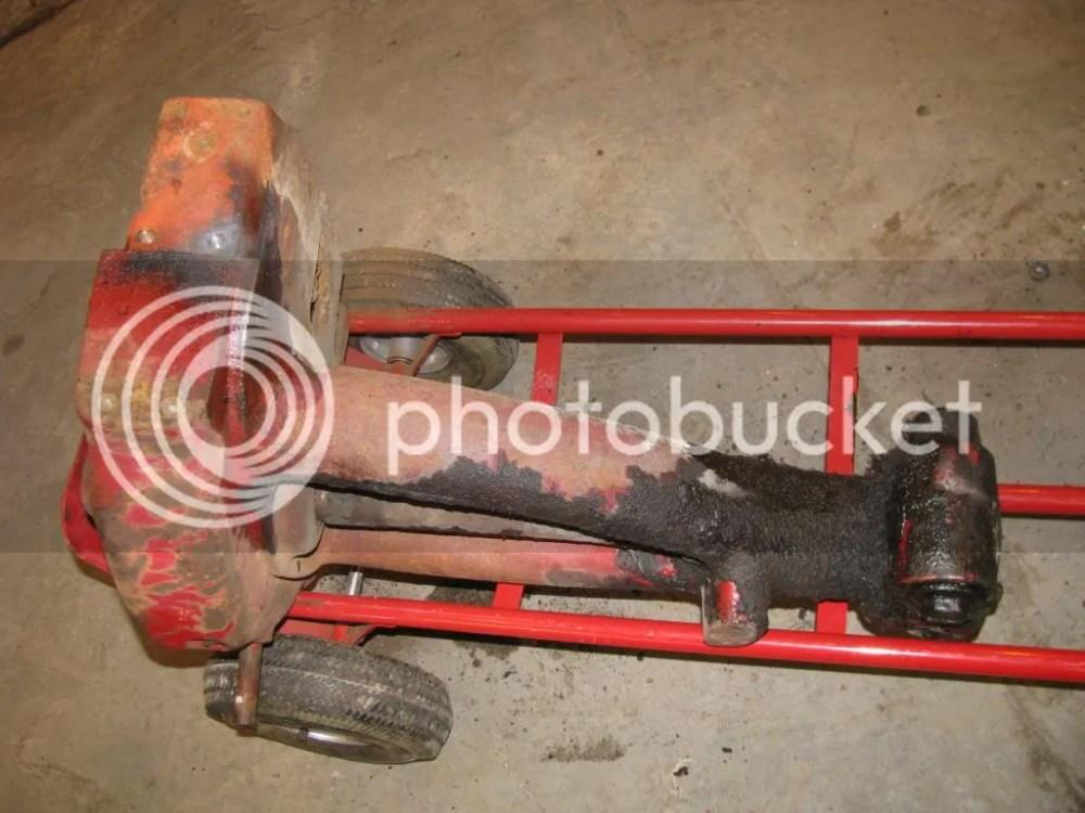 medium resolution of farmall h bolster steering rebuild yesterday s tractors farmall h bolster diagram