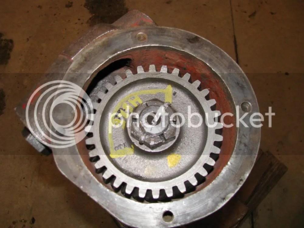 medium resolution of farmall h bolster steering rebuild yesterday s tractors farmall magneto diagram farmall h bolster diagram