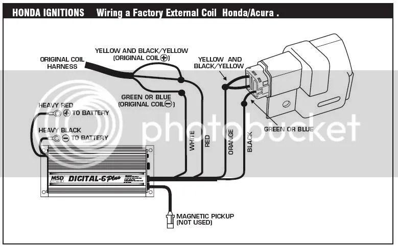 msd 6al wiring diagram honda msd ignition wiring diagrams