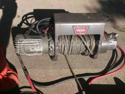 small resolution of warn hs9500i winch part