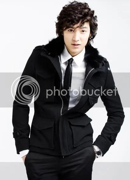Gu Jun Pyo curly hairstyles
