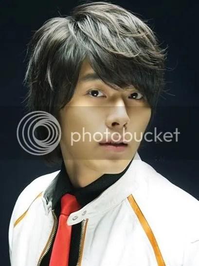 Hyun Bin Masculine Korean Hairstyles – Cool Men's Hair