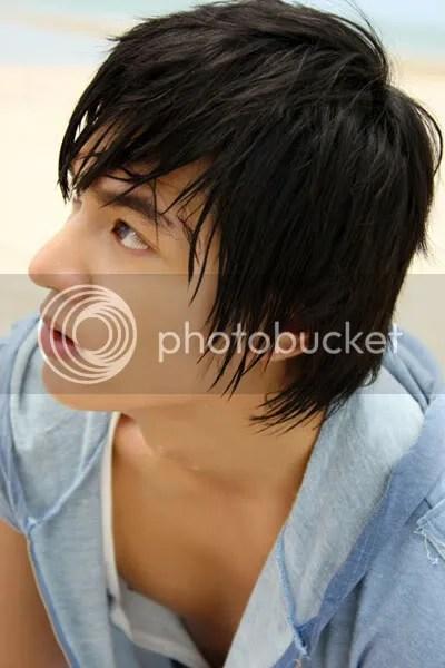 Lee Min Ho straight hairstyles