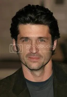 Patrick Dempsey Naturally Wavy Hairstyles – Cool Men's Hair