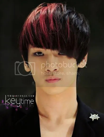 Kim Ki Bum Shinee Key Hairstyles And The K Pop Look – Cool Men's