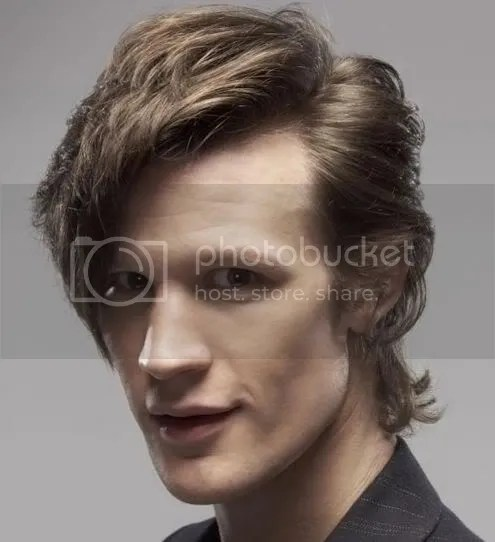 Matt Smith Hairstyles – Cool Men's Hair