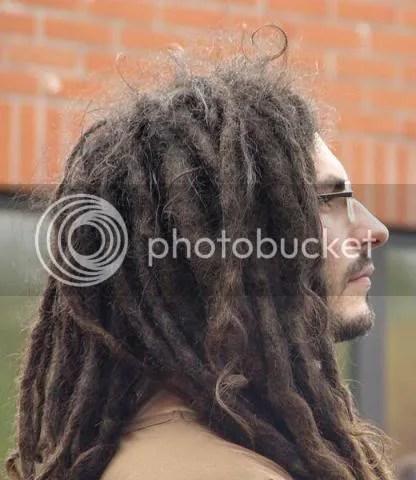 dreadlock hairstyles for men