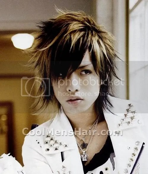 Japanese Visual Kei Hairstyles For Guys – Cool Men's Hair