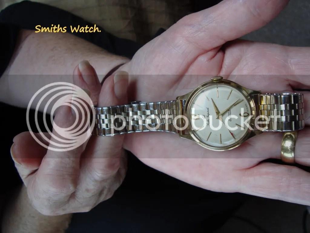 Smiths watch, Smith's English watch