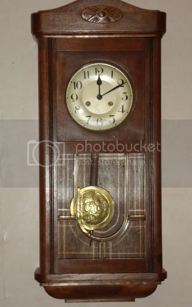Sibsey Trader windmill clock