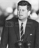 Kennedy - American presenter and president