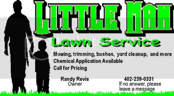 business card lawnsite