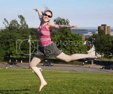 Me on Citadel Hill