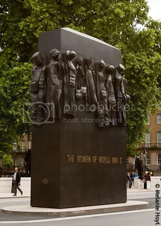 Women of WWI Memorial
