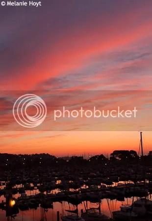 Sunrise in Perros-Guirec