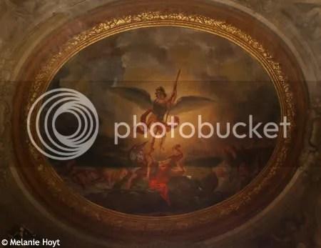 Delacroix Frescoes