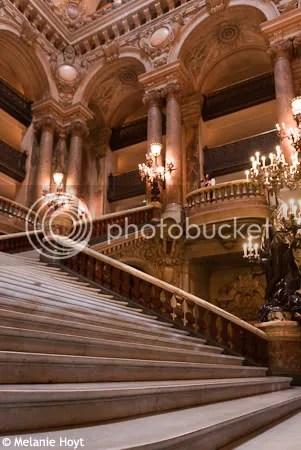 Opera Garnier, interior