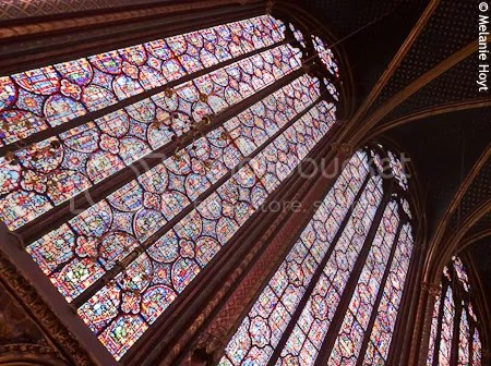 La Sainte-Chapelle windows 3
