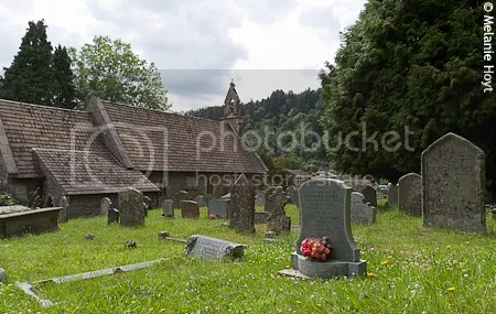 Old Church in Tintern