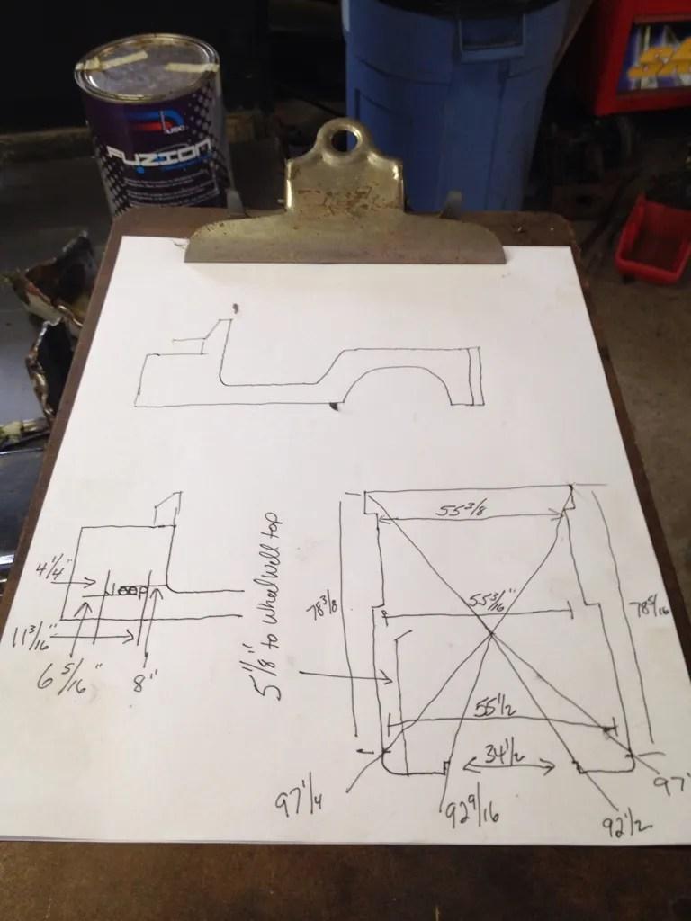 Jeep Cj5 Wiring Kit Body Tub Dimensions Cj 7 Jeepforum Com