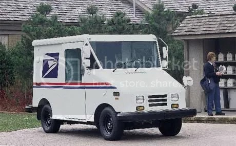Postal delivery vehicles with their bulky form factor and limited range requirements are perfect for introducing battery electric vehicle technology on a mass scale.  In the late 1990s Baker Electromotive cooperated with Ford on this electric postal delivery van.