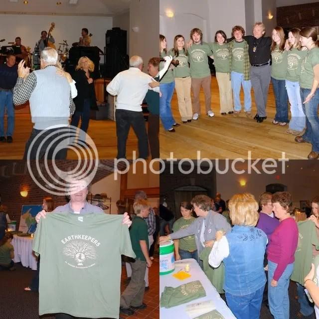 2006 NMU EK Benefit Concert collage