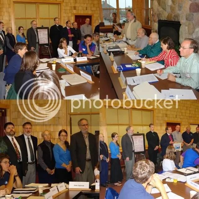 2006 LS Bi-National Forum award collage