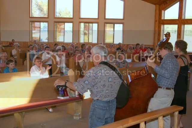 Augusta TIP Concert in Custer SD