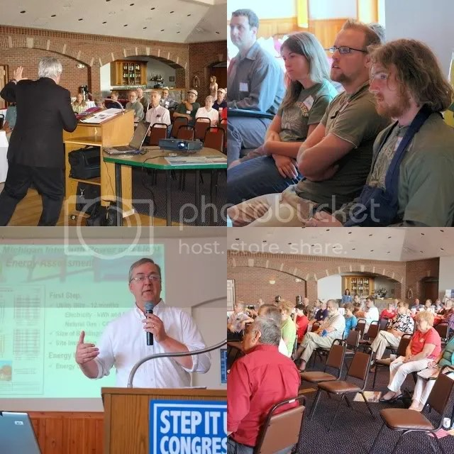 2007 EK Energy Summit collage