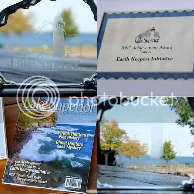 LS Magazine award shots collage