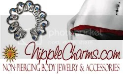 Non Piercing Body Jewelry at Nipple Charms