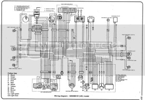 Suzuki gsx 400 t electrical problems  Air Cooled  Oldskoolsuzukiinfo