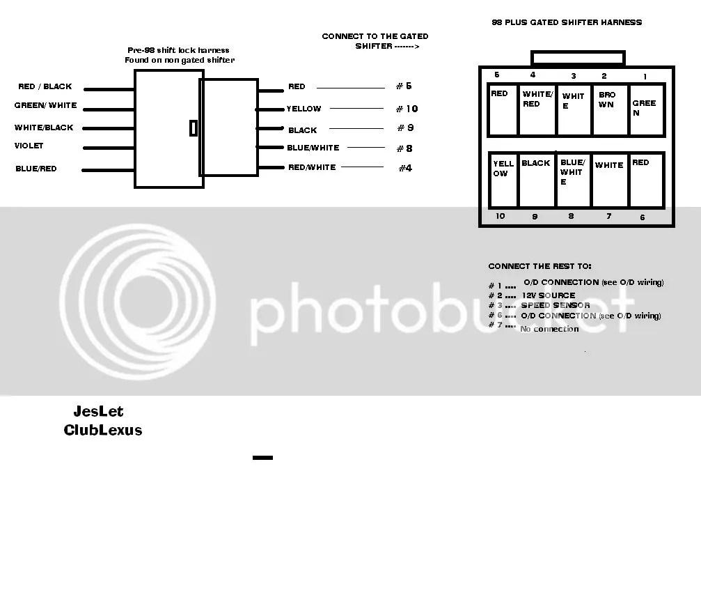 hight resolution of 98 lexus gs radio wiring manual e book