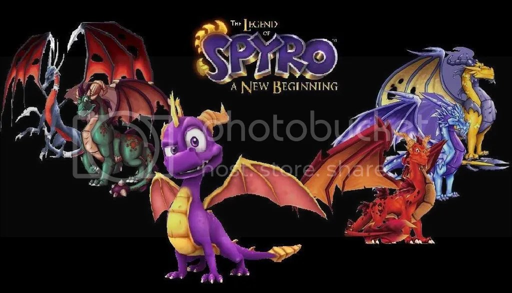 Image result for legend of spyro a new beginning